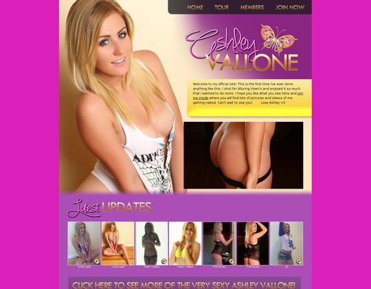 Ashley Vallone