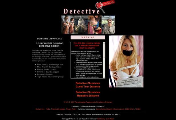 Detective Chronicles