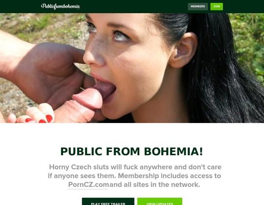 Public From Bohemia