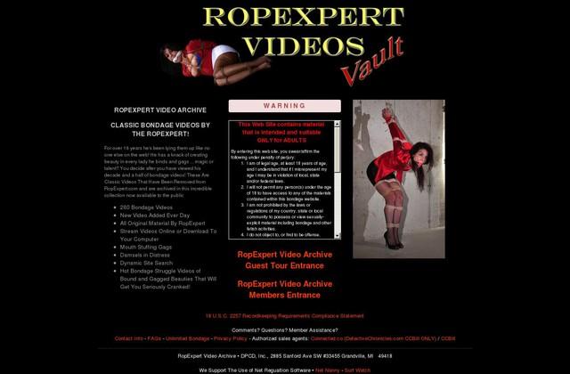 Rop Expert Video Archive