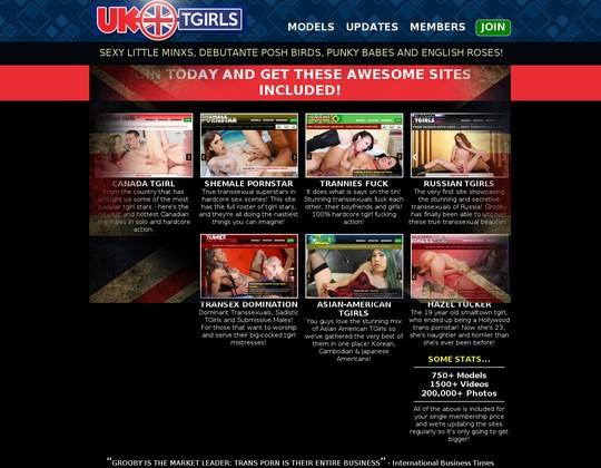 UK T Girls