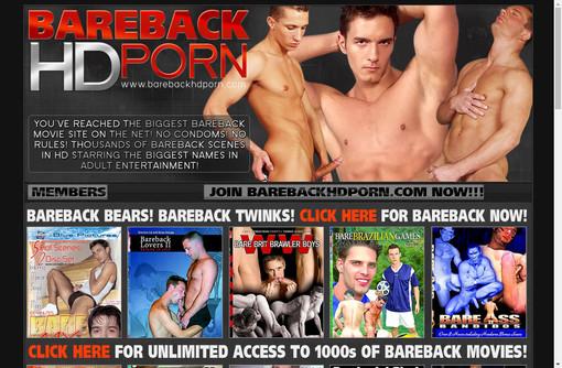 Bare Back HD Porn