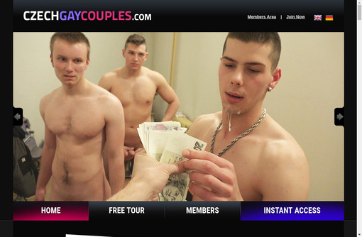 Czech Gay Couples