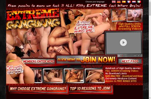 Extreme Gangbang