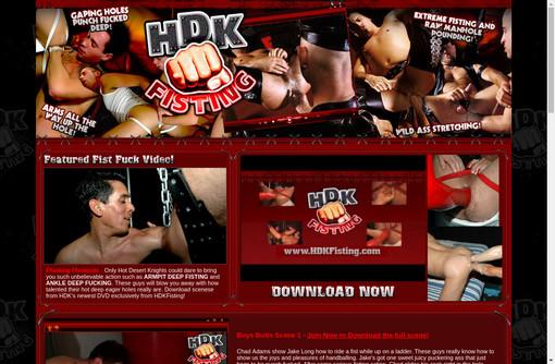 HDK Fisting