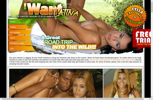 I Want Latina