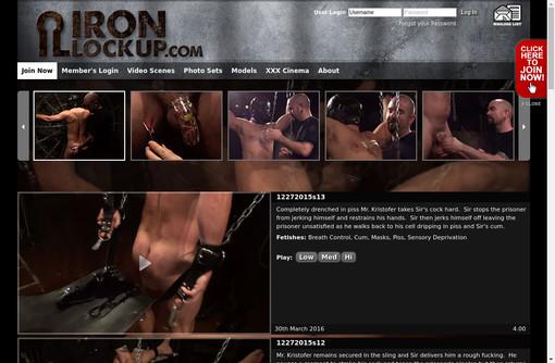 Iron Lockup