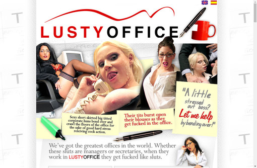 Lusty Office