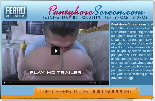 Pantyhose Screen