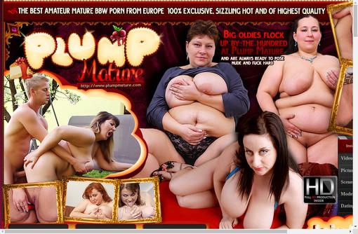 Plump Mature
