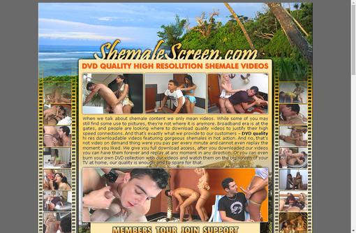 Shemale Screen