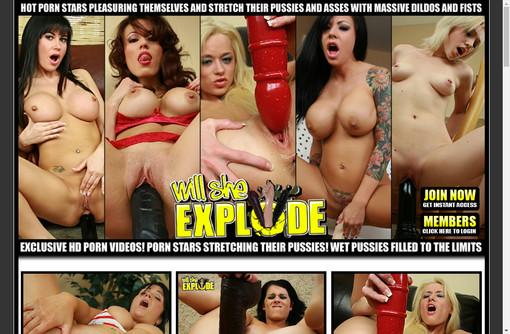 Will She Explode