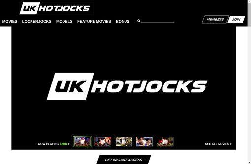 Uk Hot Jocks