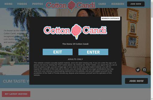 Cotton Candi