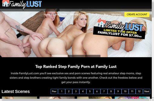 Family Lust