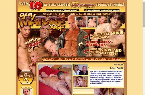 Gay Mature XXX