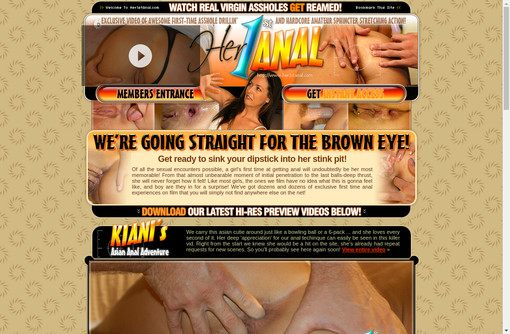 Her 1st Anal