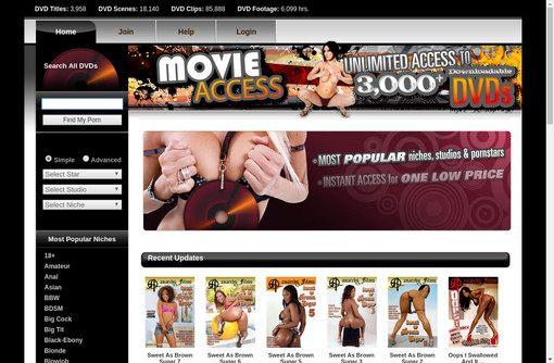 Movie Access