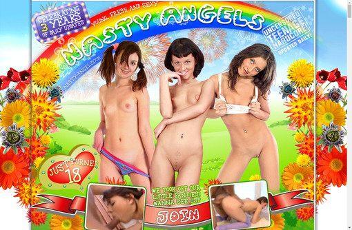 Nasty Angels