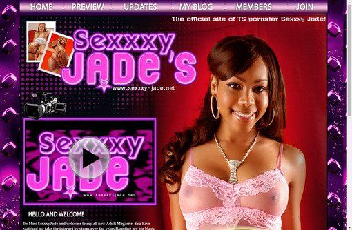 Sexxxy Jade