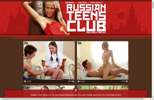 Russian Teens Club