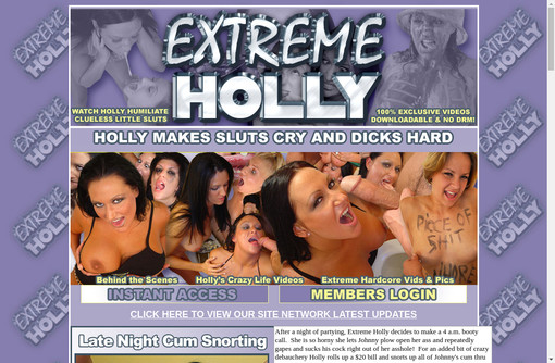 Extreme Holly