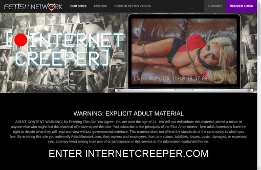 Internet Creeper