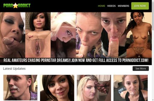 Porn Addict