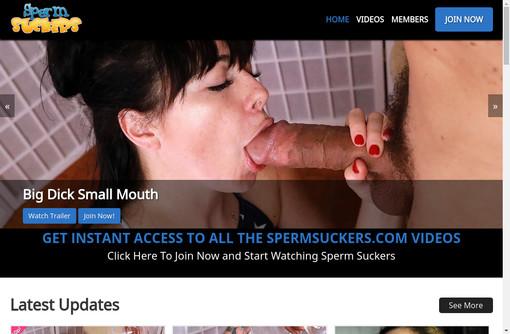 Sperm Suckers