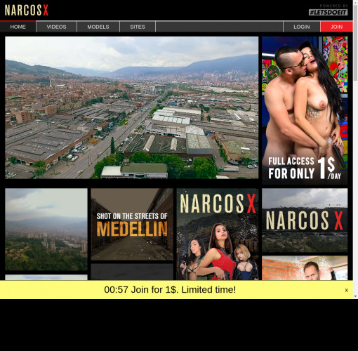 Narcos X
