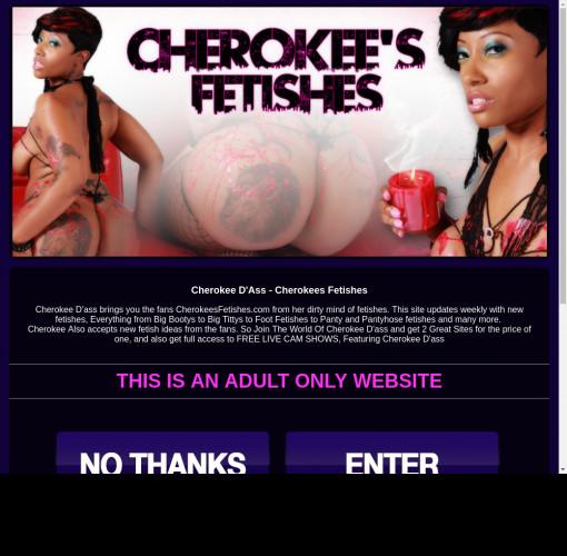 cherokee fetishes