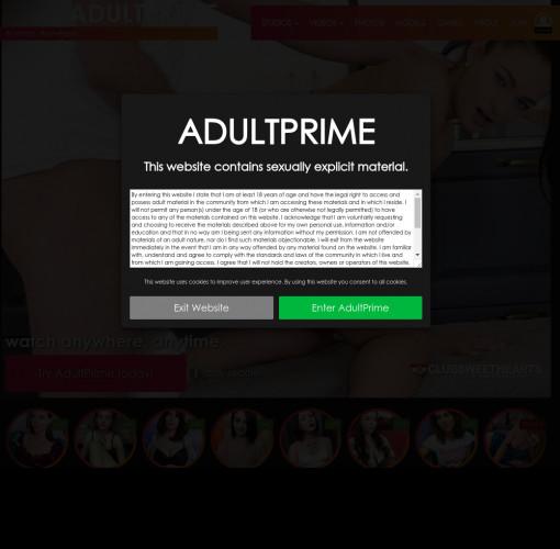 adult prime