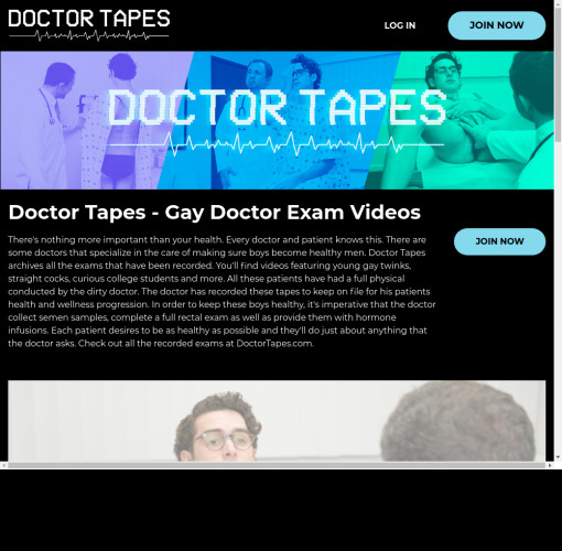 doctor tapes