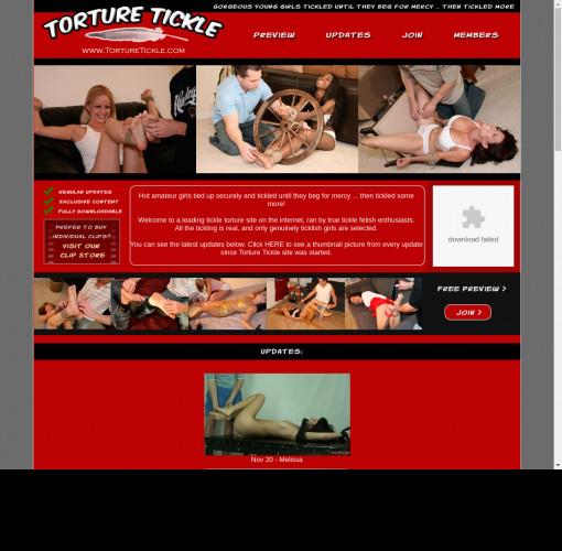 torture tickle